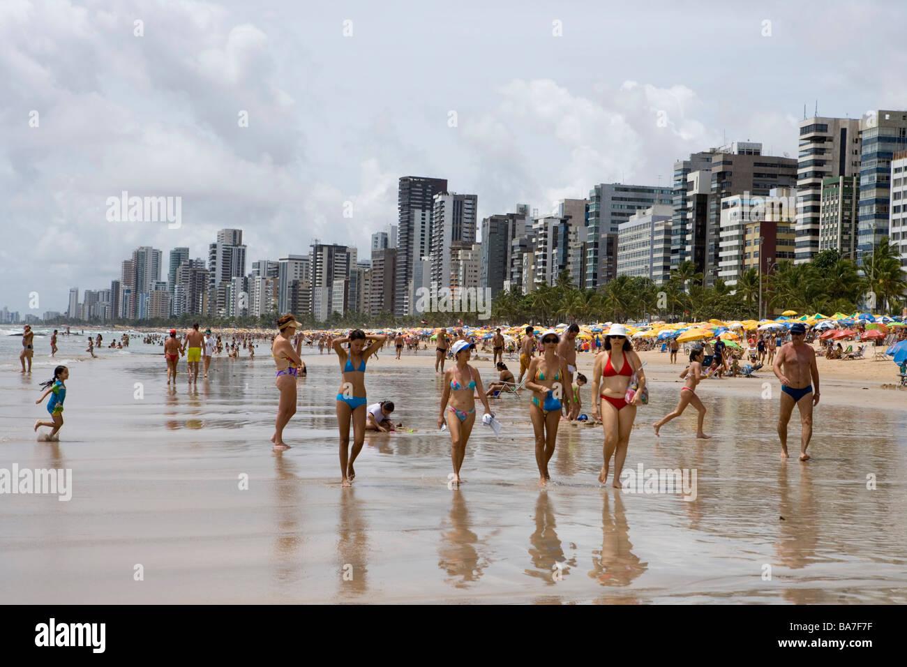 le donne di recife brasile