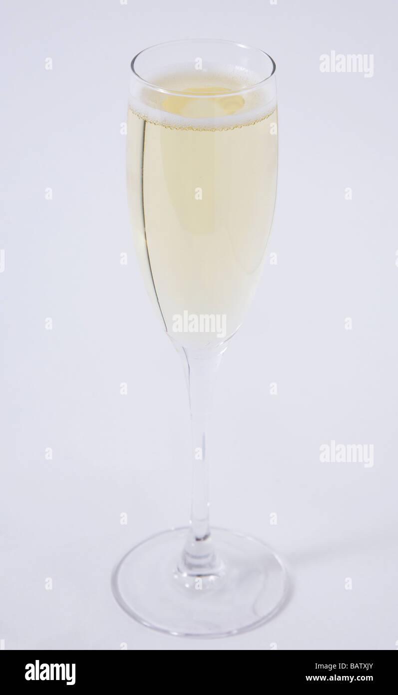 bicchiere champagne Immagini Stock