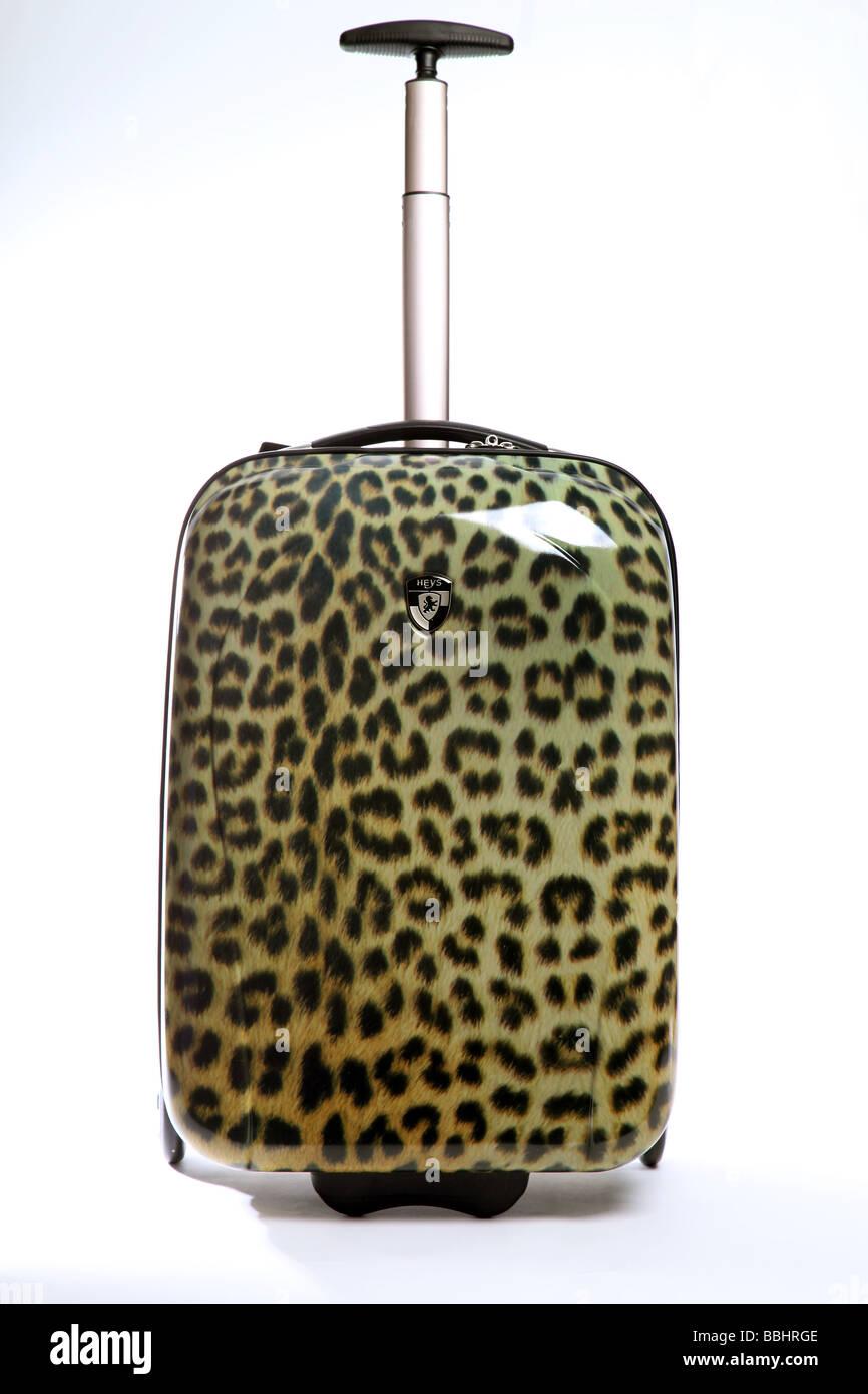 Leopard stampa multiuso di viaggio Immagini Stock