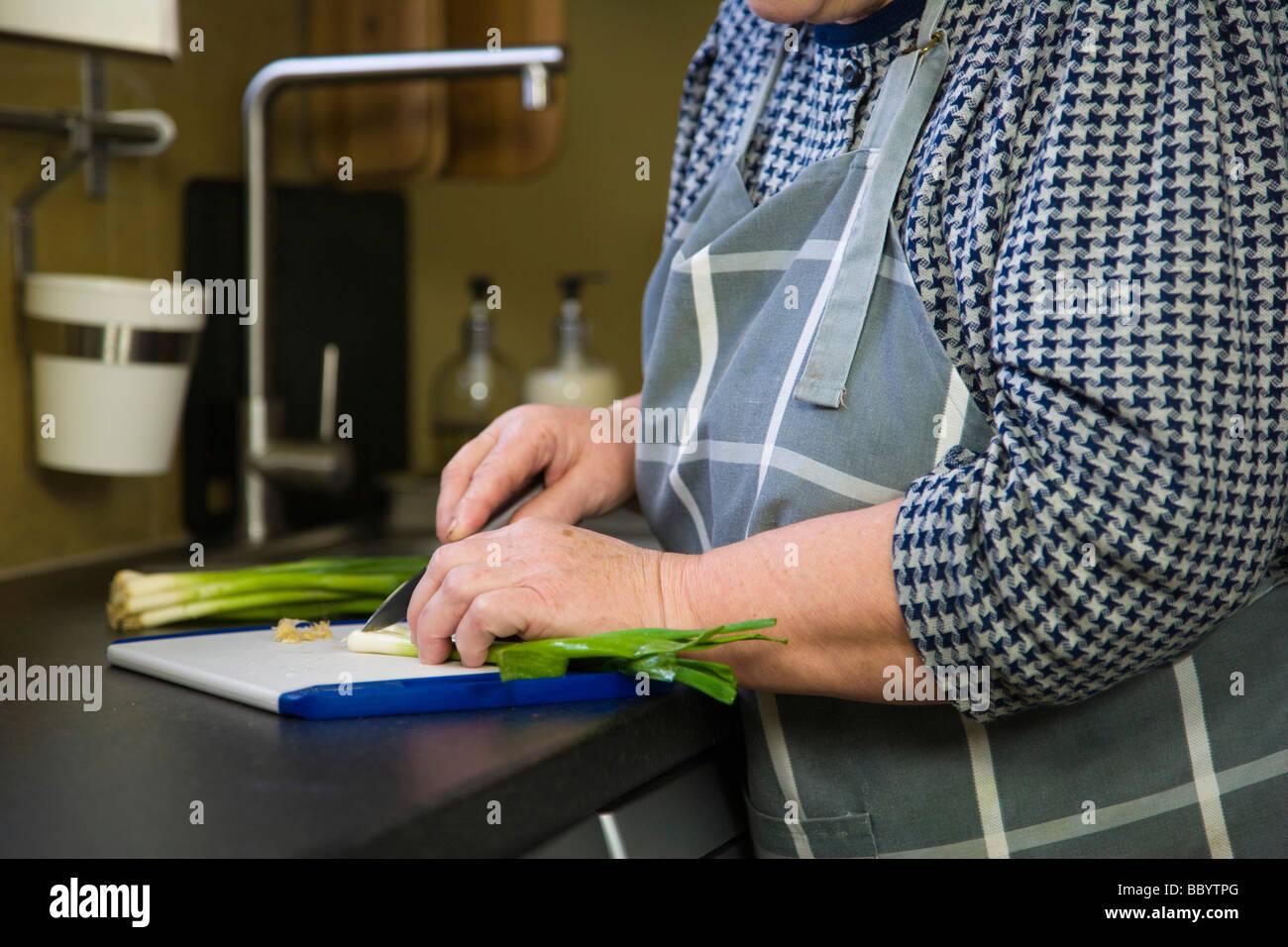 Küchenarbeit Immagini & Küchenarbeit Fotos Stock - Alamy