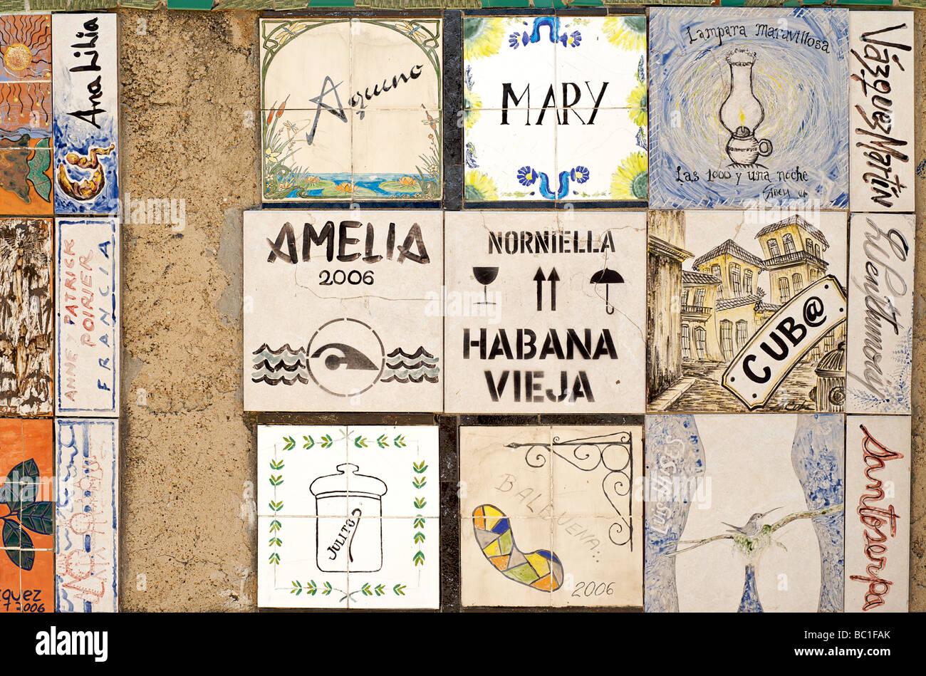Wall decoration havana cuba immagini wall decoration havana cuba