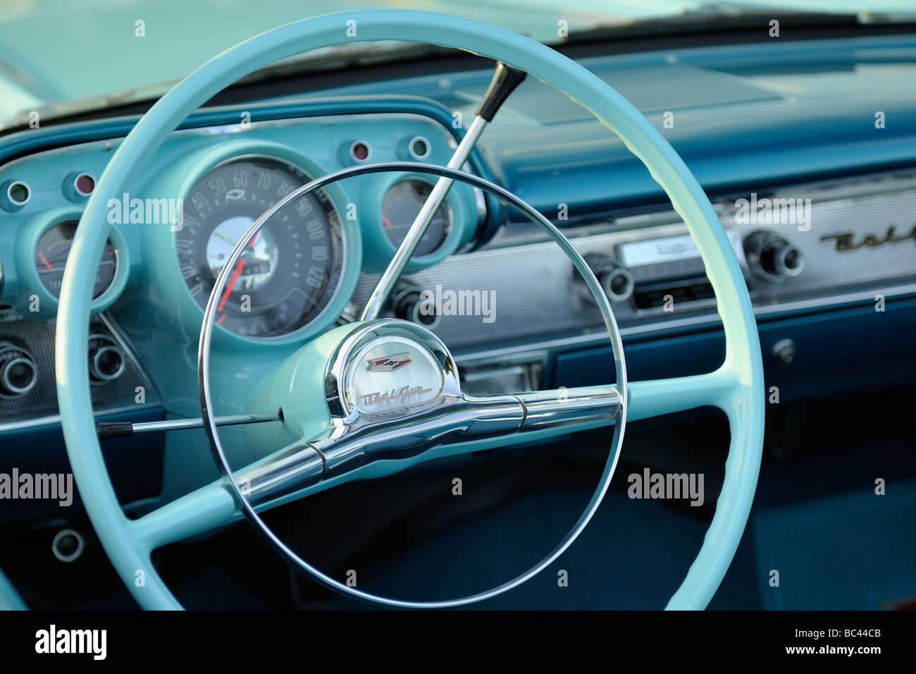 Auto d'epoca Immagini Stock