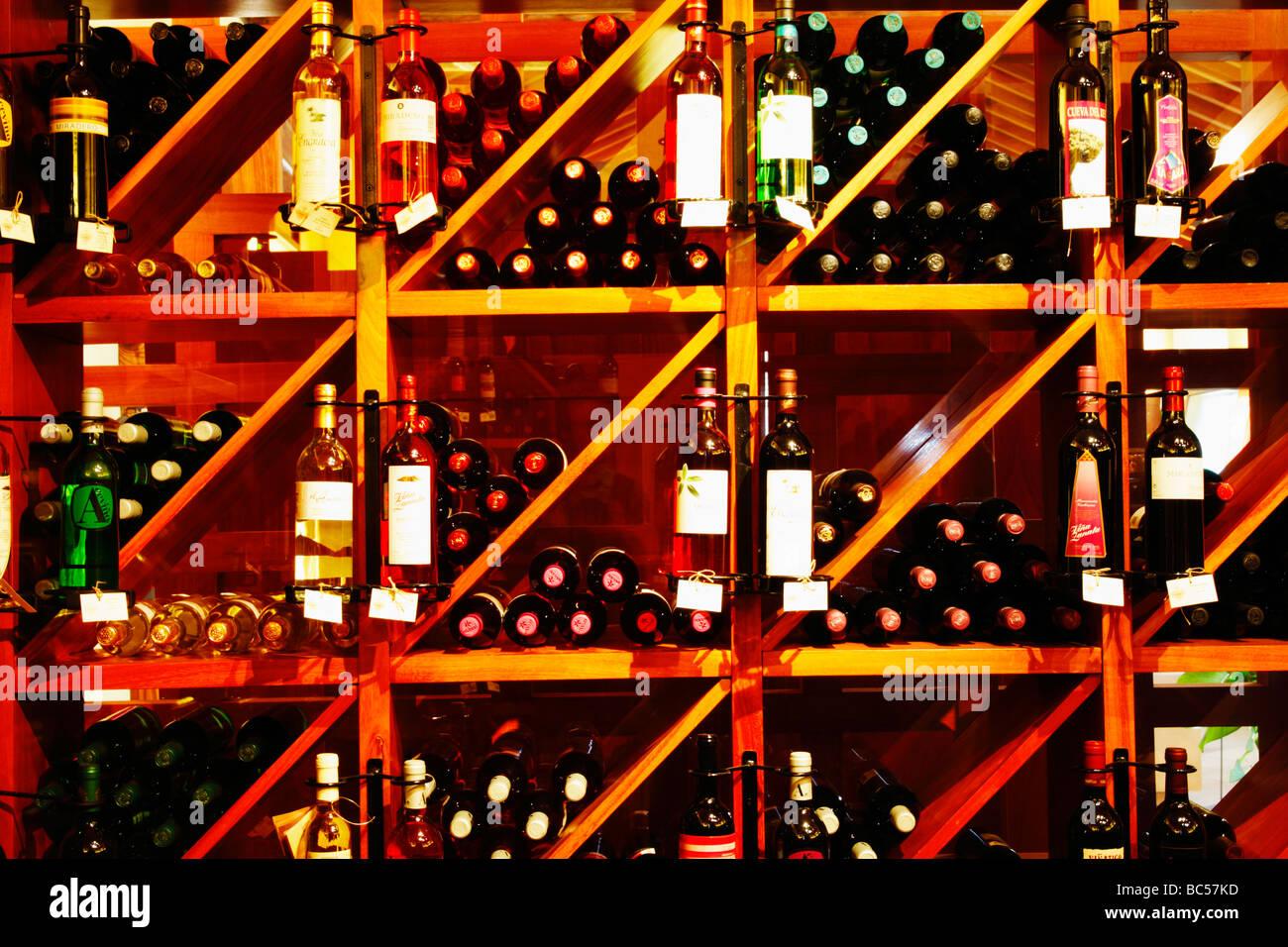 Museo Casa del Vino (museo del vino) a El Sauzal Tenerife nelle Isole Canarie Foto Stock