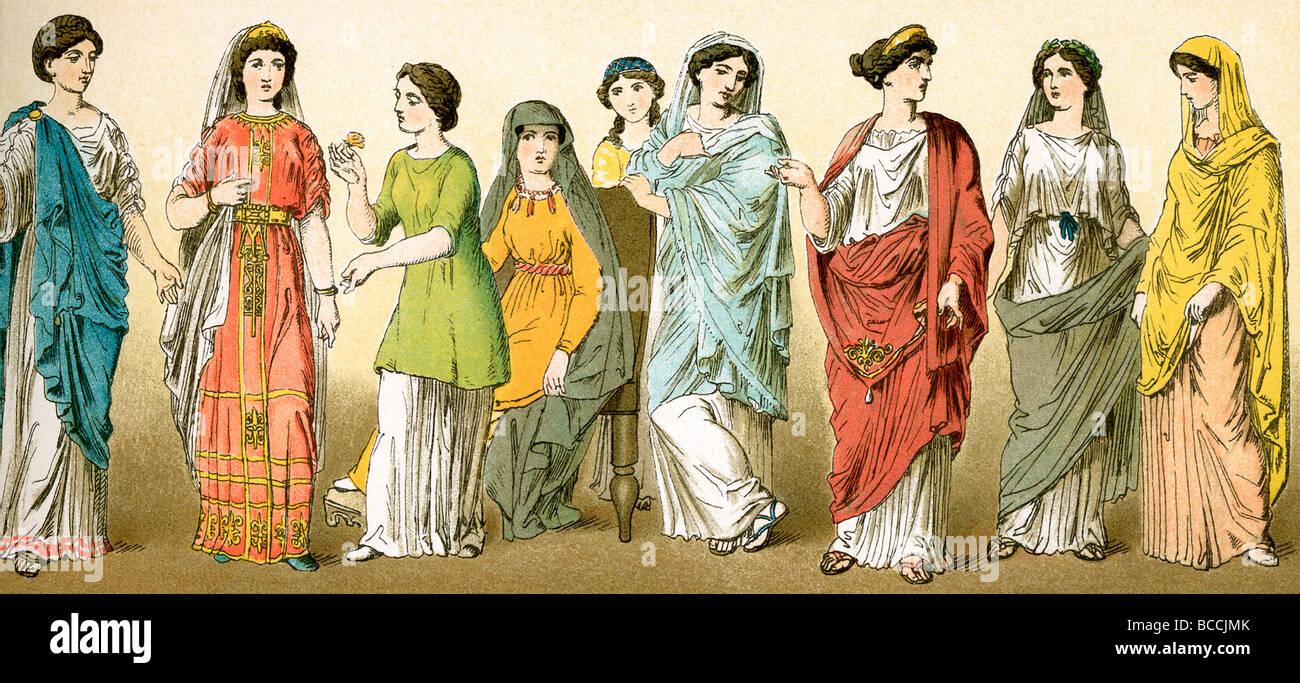 vendita professionale imbattuto x nuove immagini di Antiche Donne Romane Immagini & Antiche Donne Romane Fotos Stock ...