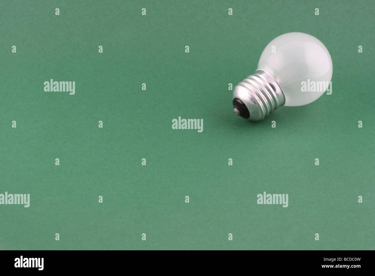 Il concetto di innovazione sullo sfondo Immagini Stock