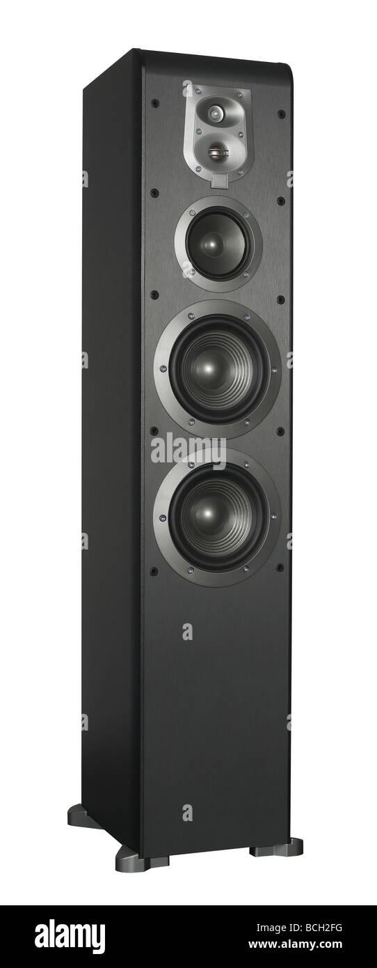 Home Audio altoparlanti Foto Stock