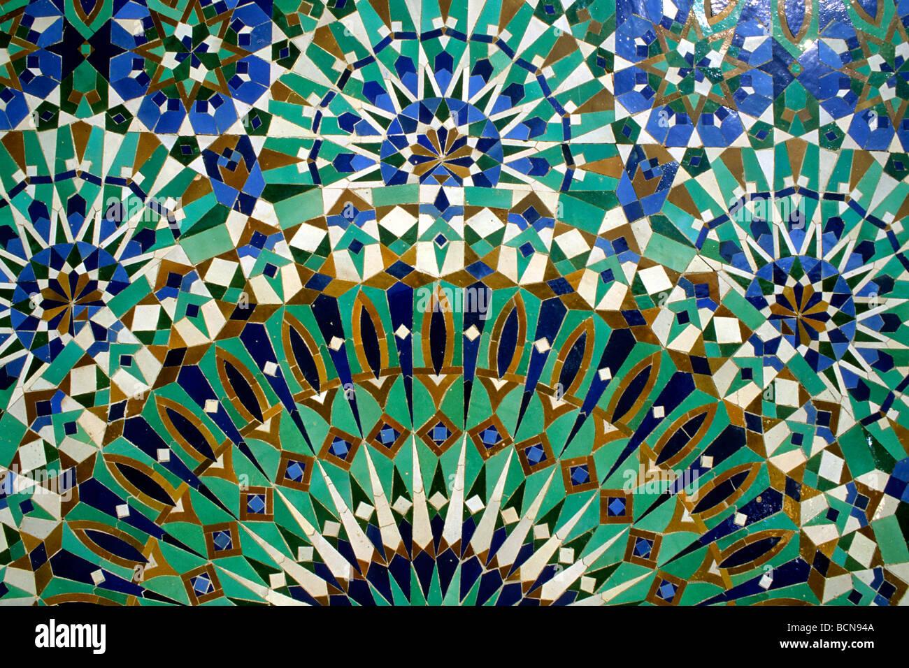 Il marocco mosaico fes foto & immagine stock: 25054410 alamy