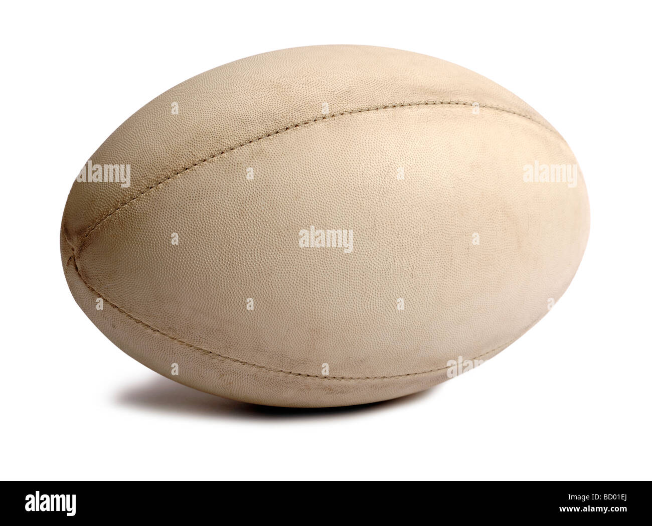 Pallone da rugby Immagini Stock