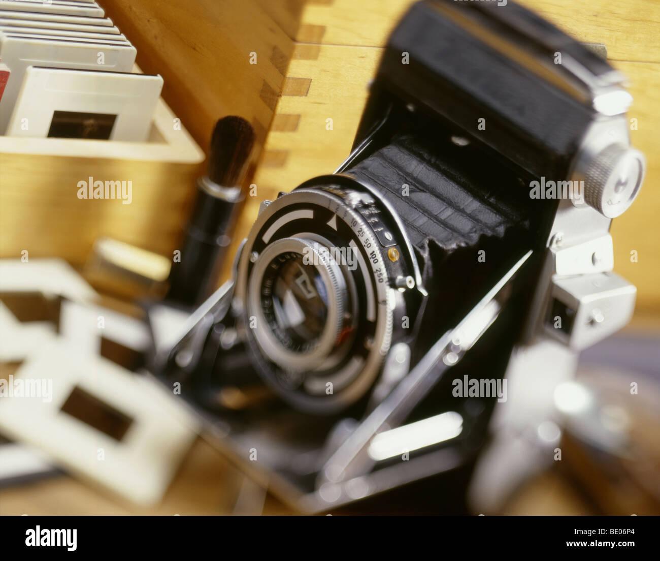 La fotografia di nostalgico Immagini Stock
