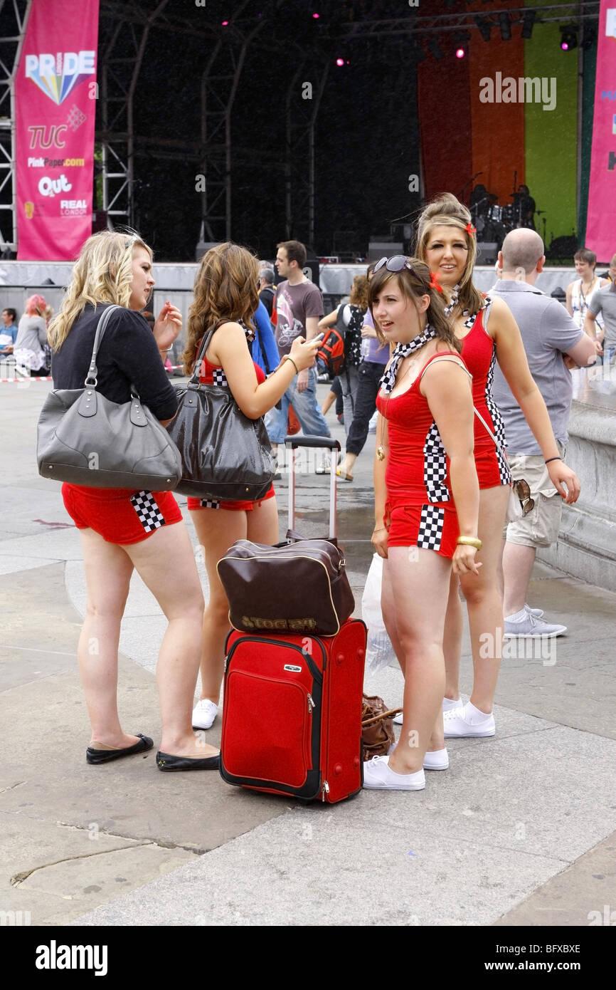 Foto calde di ragazze adolescenti