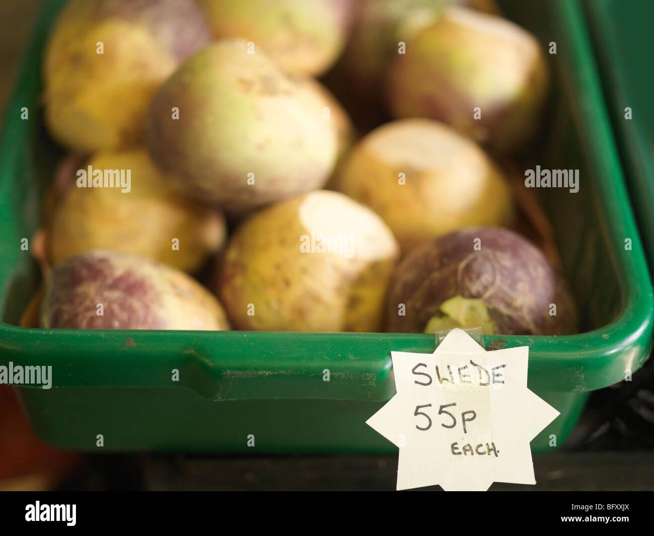 Contenitore degli svedesi per la vendita Immagini Stock