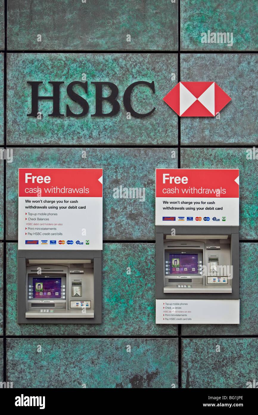 Hsbc Bank Logo Immagini & Hsbc Bank Logo Fotos Stock - Alamy