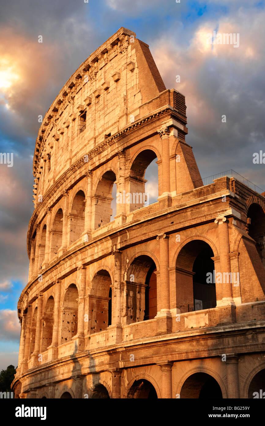 Colosseo Colosseo () . Roma Immagini Stock