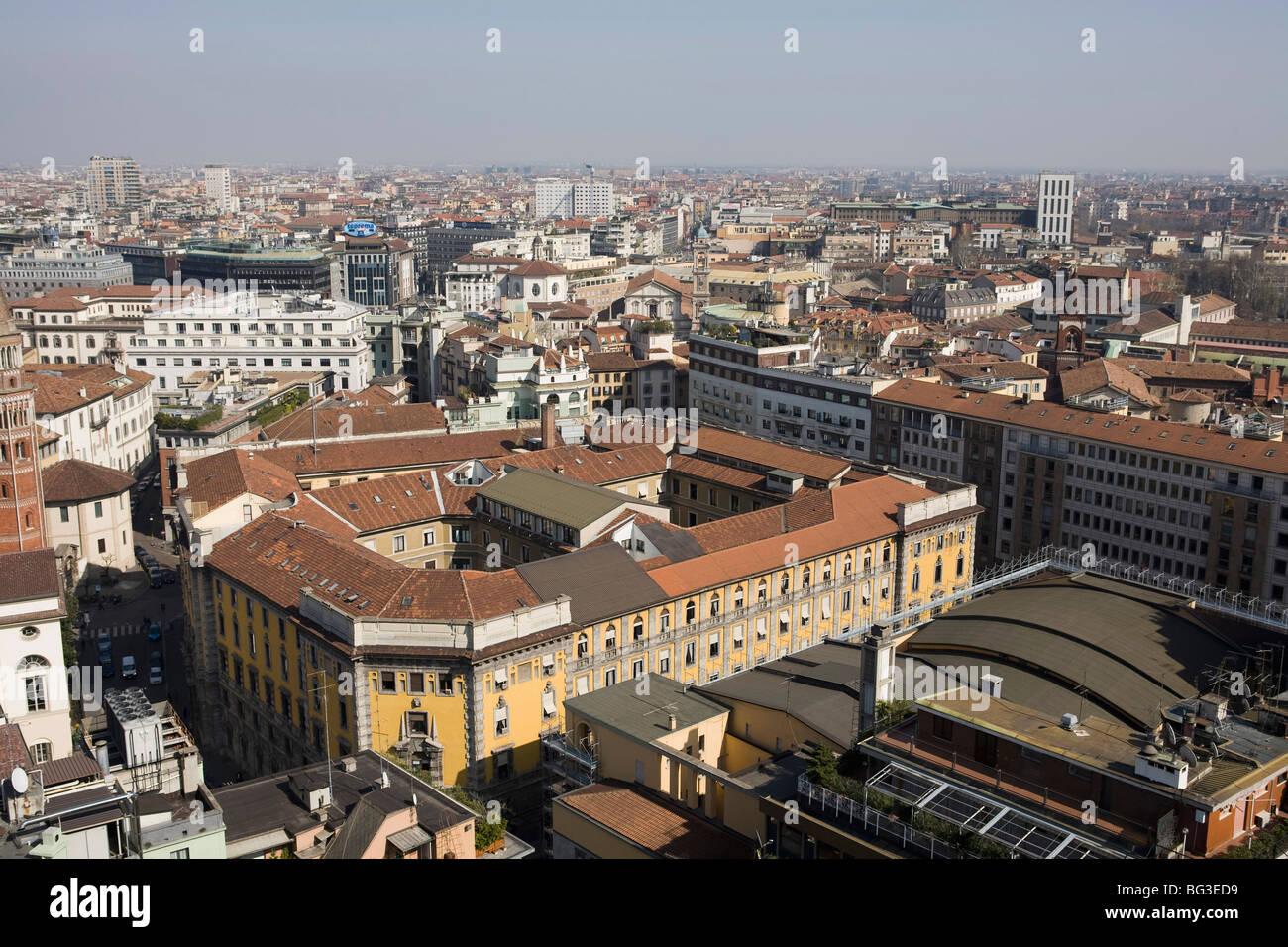 Milano, Lombardia, Italia, Europa Immagini Stock