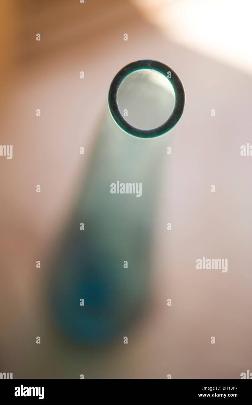 vaso di vetro Immagini Stock