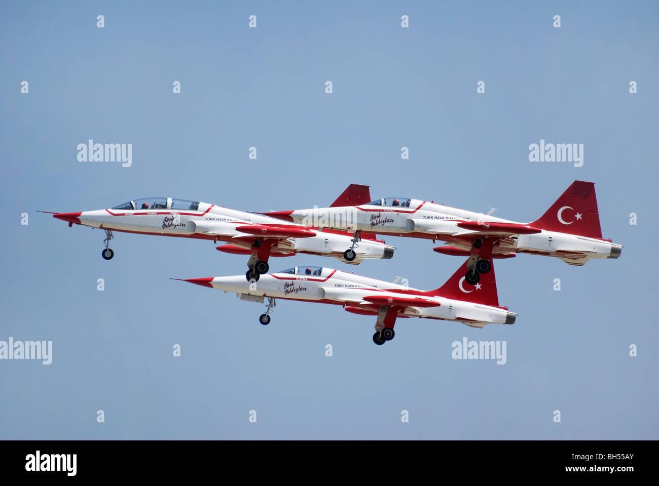 Combattenti di Jet Immagini Stock