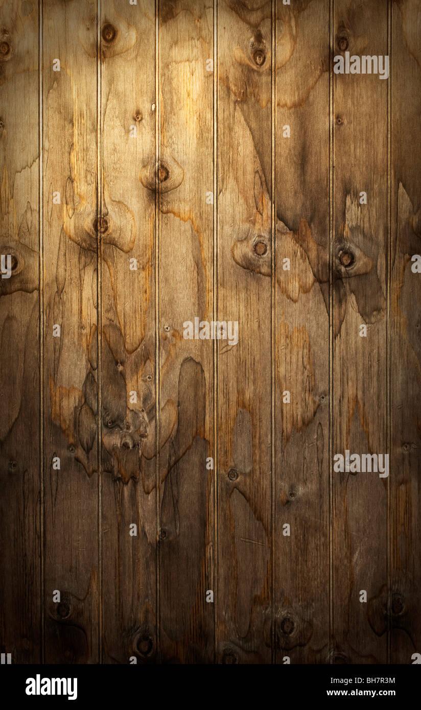 Immagine ad alta risoluzione del vecchio superficie in legno - perfetto come sfondo per le persone o i prodotti Immagini Stock