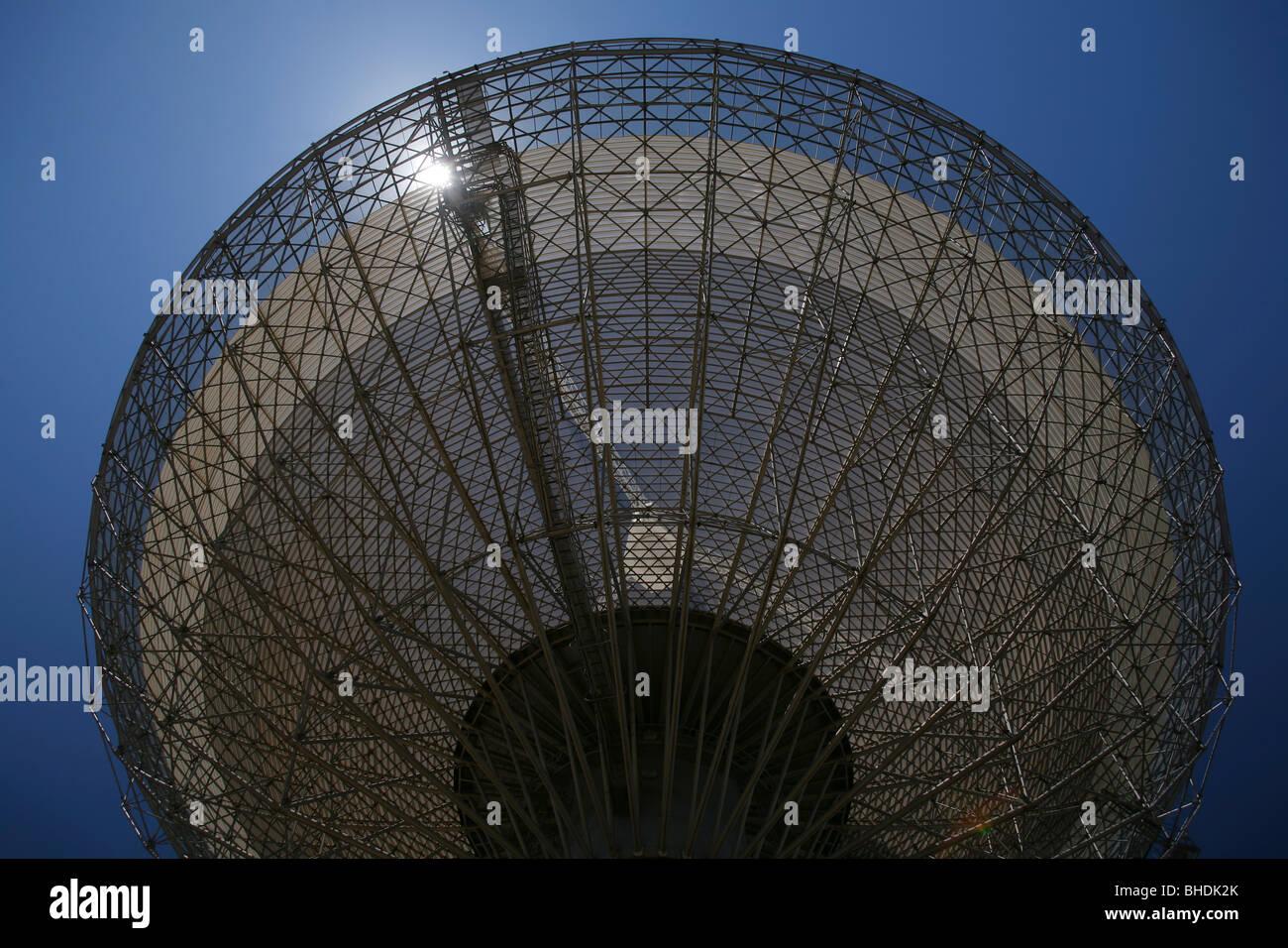 Il Parkes Observatory, Nuovo Galles del Sud Australia Immagini Stock