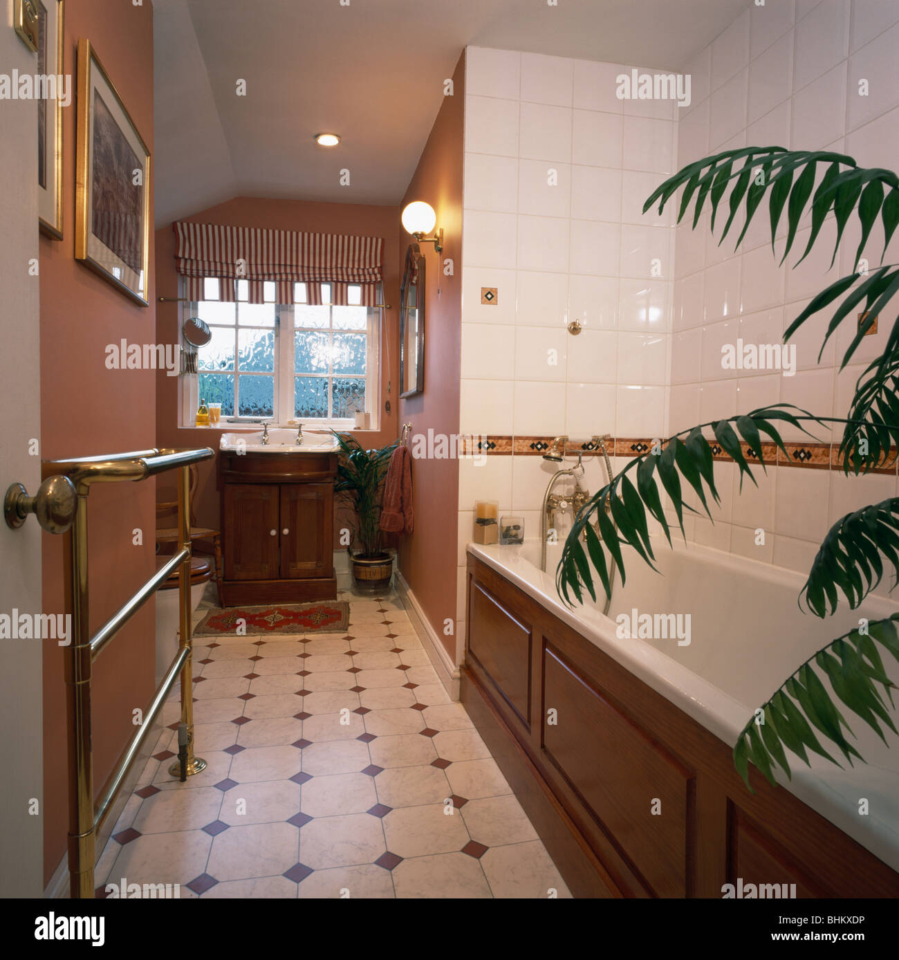 Colorare Pavimento In Cotto vinil checker board pavimenti in cotto tradizionale-bagno