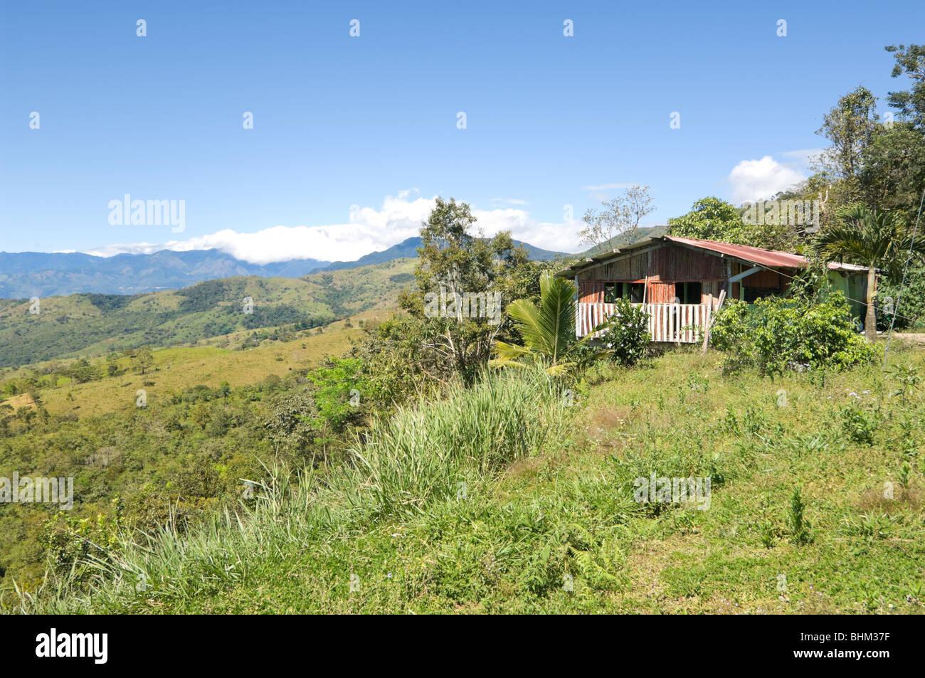 Panama Chiriqui Provincia Immagini Stock