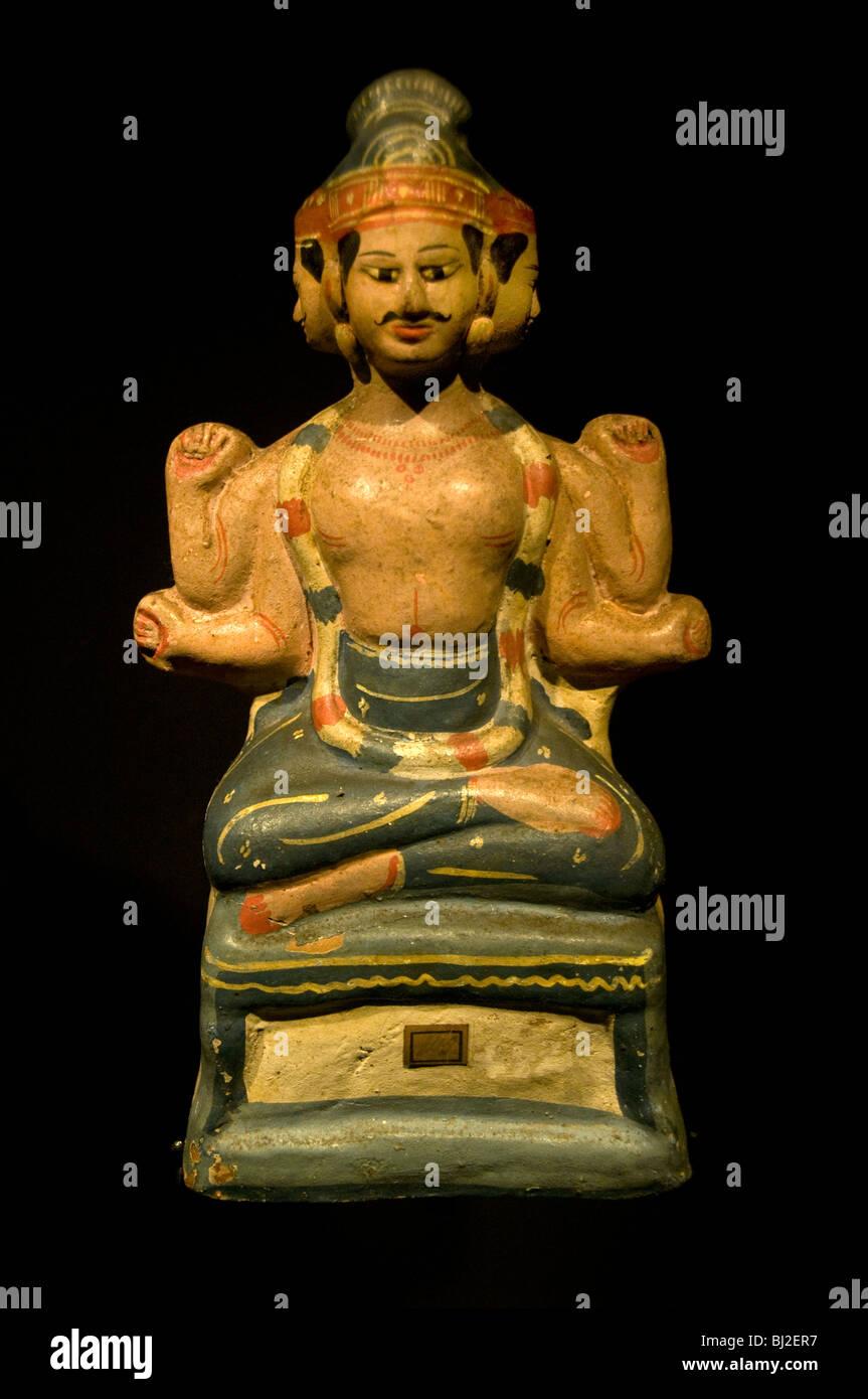 Hindo indù induismo India indiano cultura religione tempio Immagini Stock