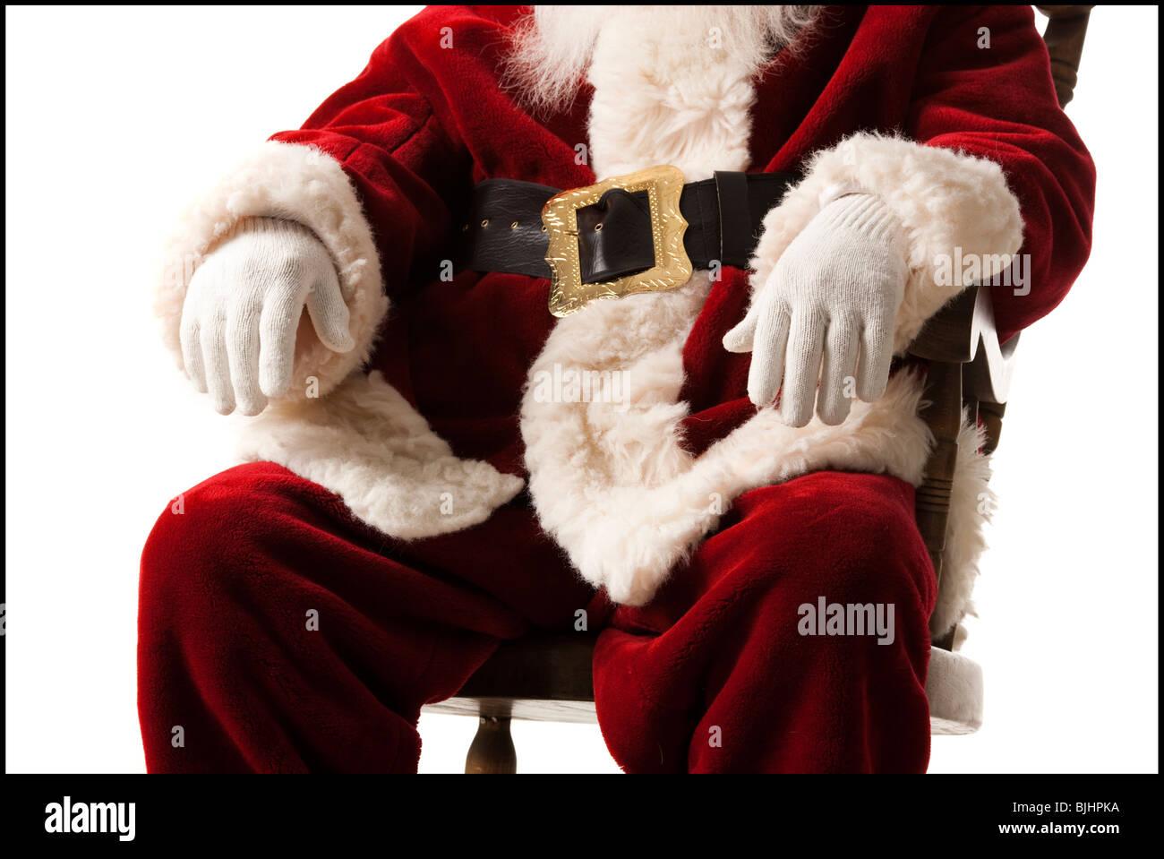 Babbo Natale Immagini Stock