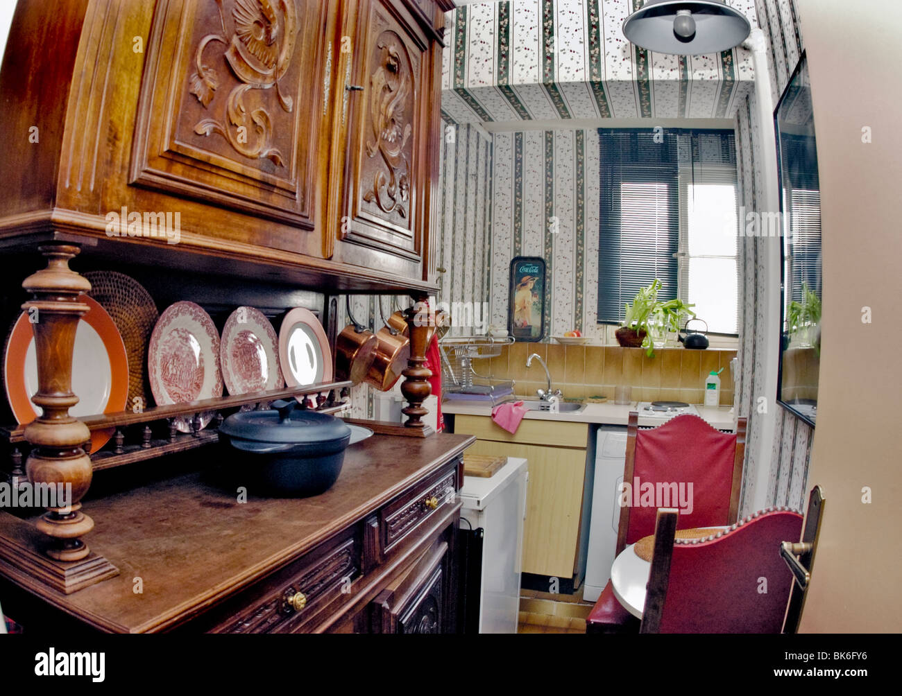 Old Kitchen Immagini & Old Kitchen Fotos Stock - Alamy