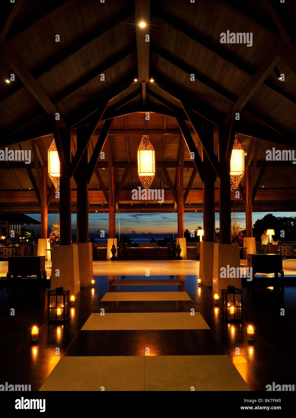 Shangri La Boracay Resort and Spa in Boracay, Filippine, Sud-est asiatico, Asia&#10, Immagini Stock