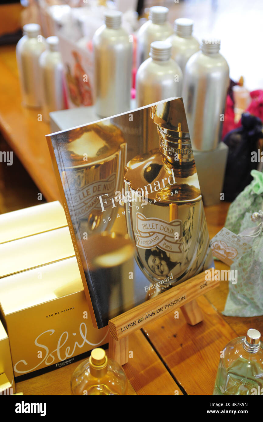 Profumo Francia Azur E D Fabbrica Di Eze Fragonard Provence Cote 0kXOPw8n