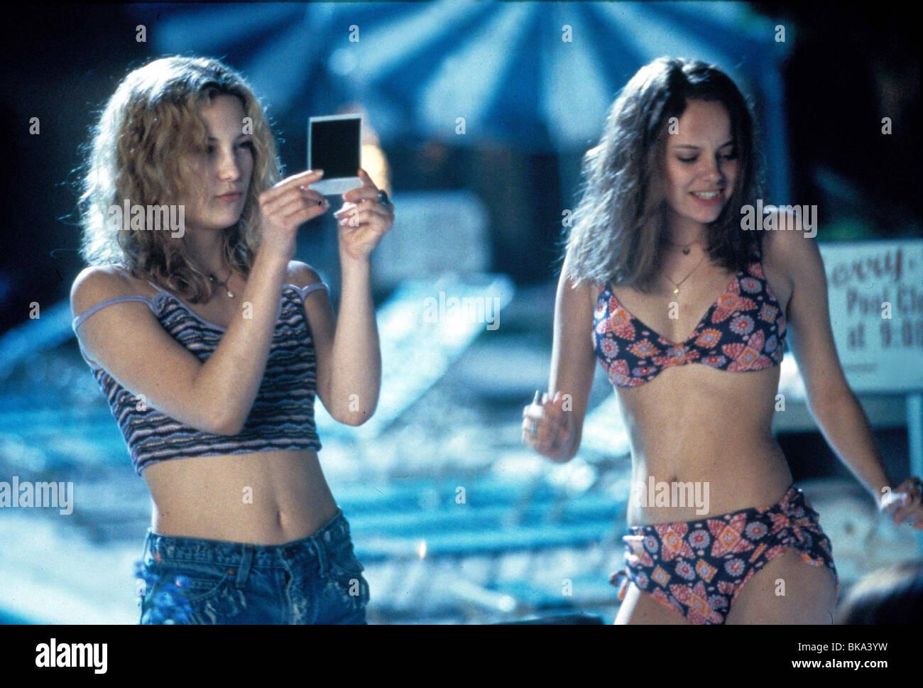 Quasi famoso (2001) qualcosa di reale, ancora acqua (ALT) Kate Hudson MOUS 109 Immagini Stock