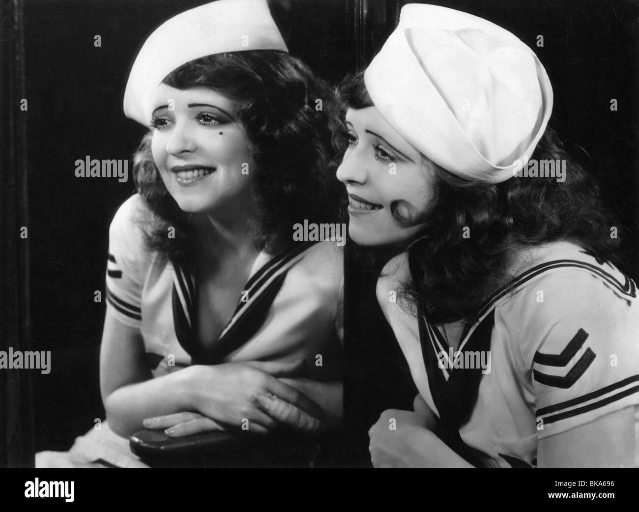 Paramount on Parade Anno : 1930 Direttore : Dorothy Arzner, Otto Brower Clara Bow Immagini Stock