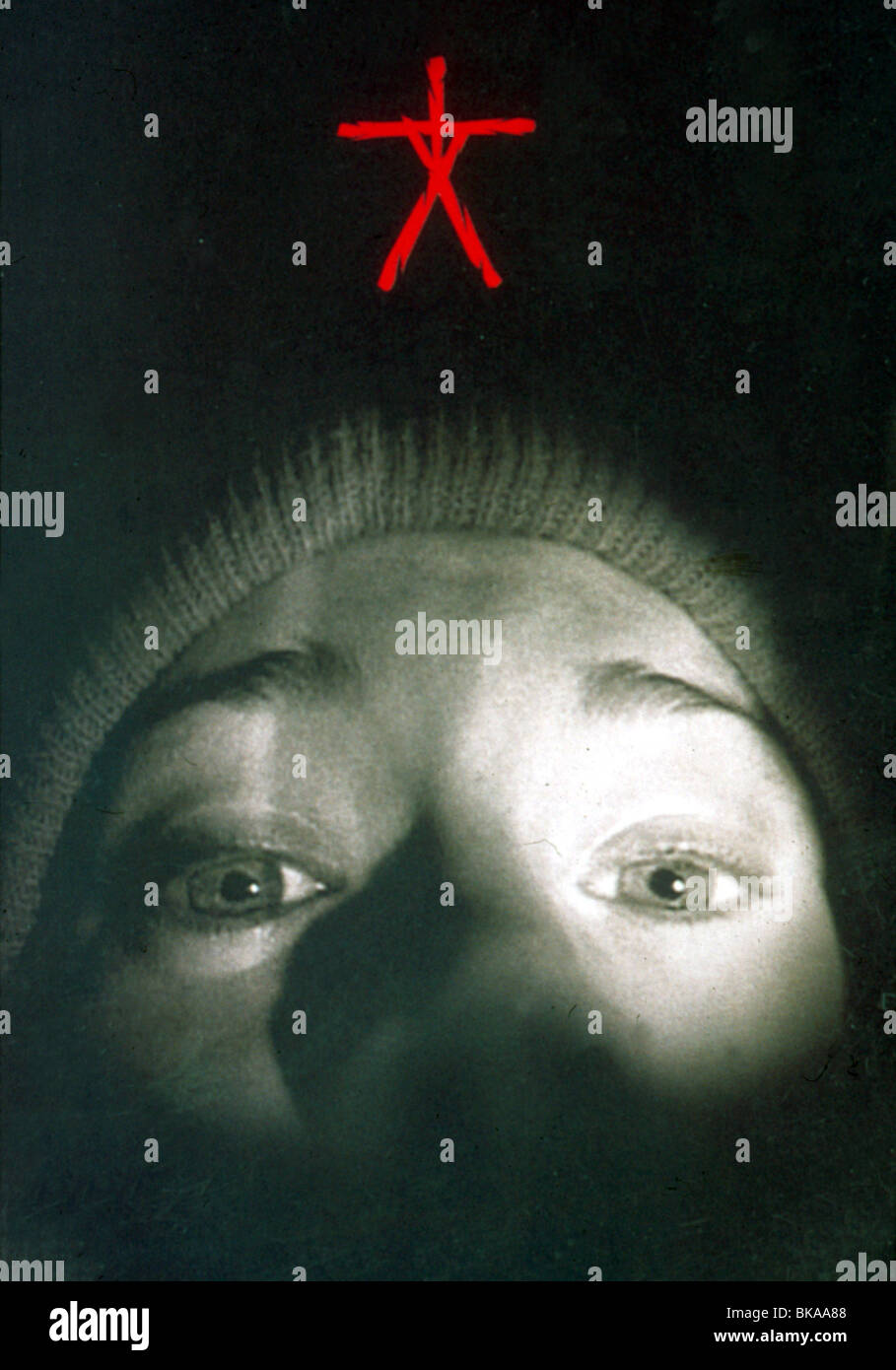 Il Blair Witch Project (1999) POSTER BWP 061 Immagini Stock