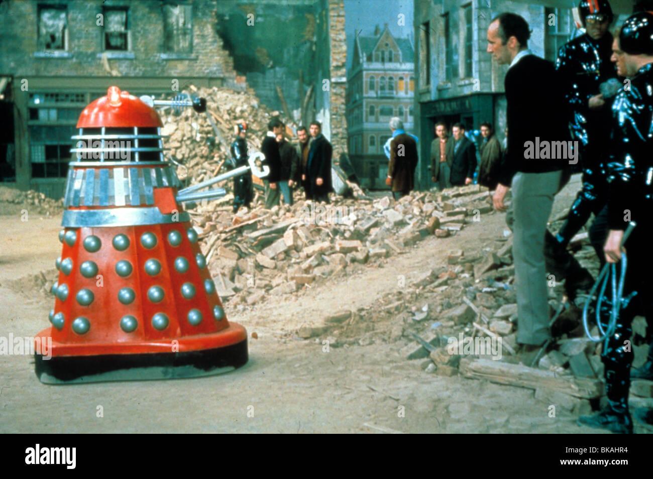 DALEKS: invasione terra 2150 AD (1966) DVET 006 Immagini Stock
