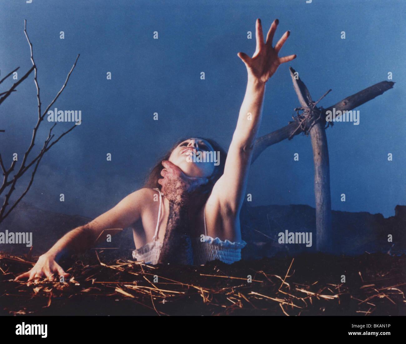 La Evil Dead -1980 Immagini Stock
