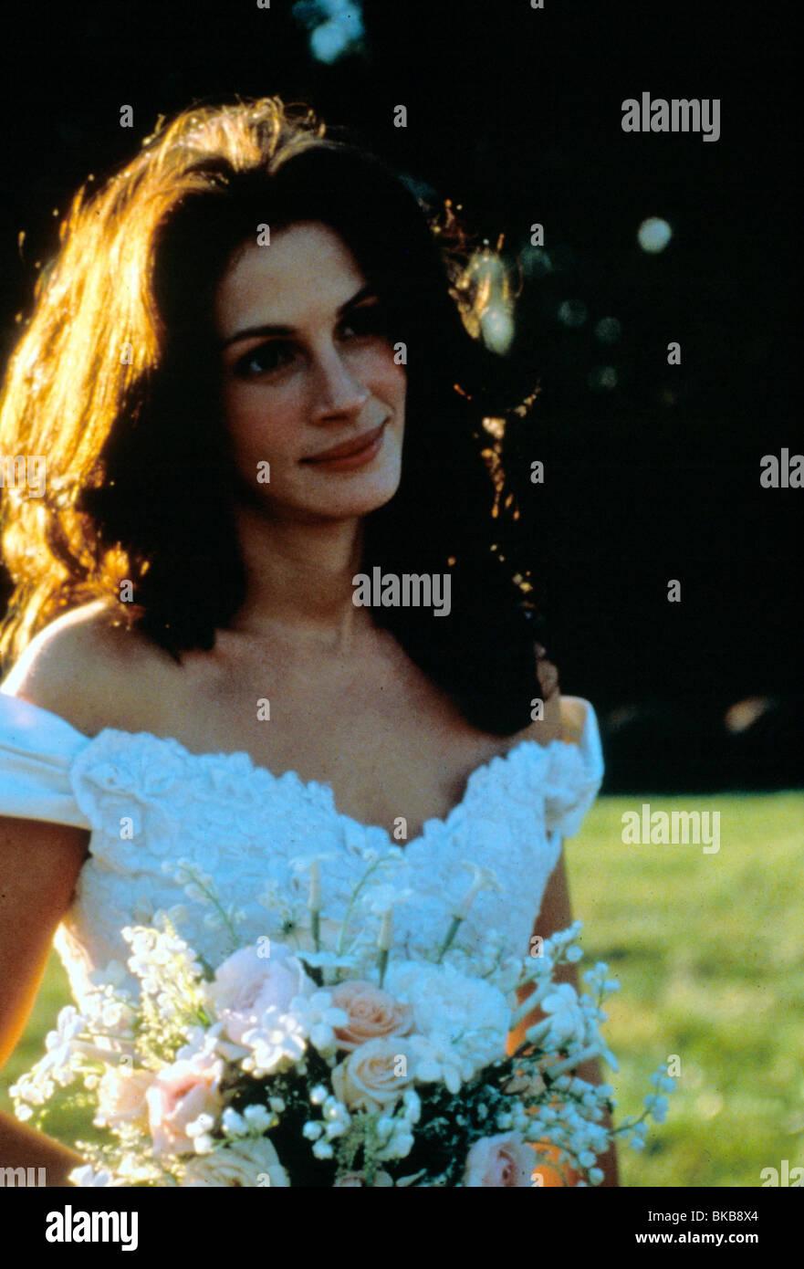 RUNAWAY sposa (1999) Julia Roberts RUBR 040 Immagini Stock