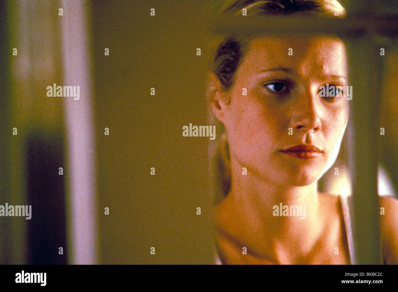 Sette -1995 Gwyneth Paltrow Immagini Stock