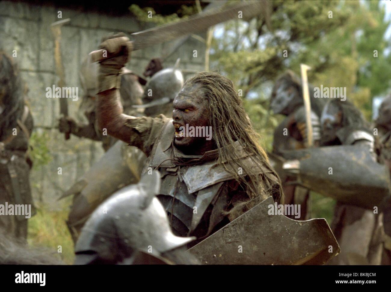Il Signore degli Anelli: La compagnia dell'anello (2001) CDA 001-30 Immagini Stock