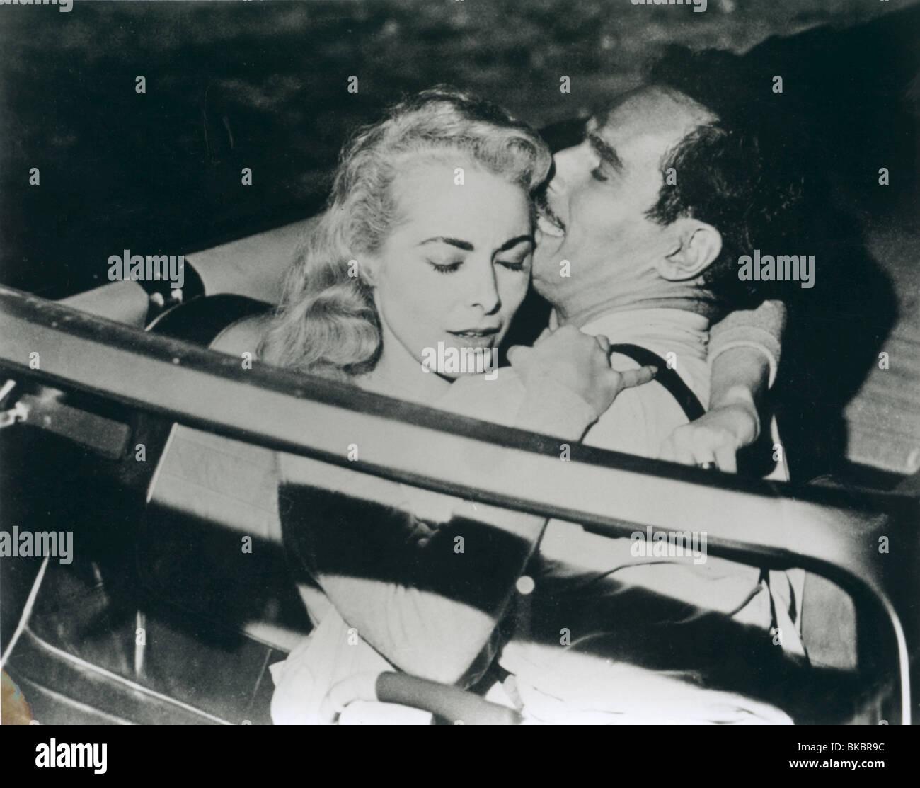 Toccare del male (1958) Janet Leigh, Charlton Heston TOFE 024P Immagini Stock