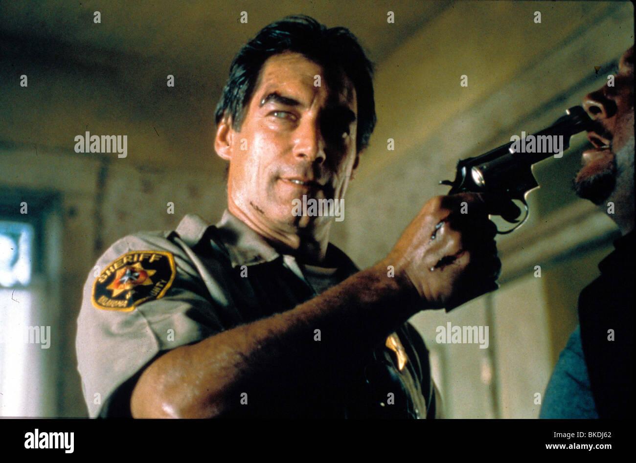 Fatti uomini -1999 Timothy Dalton Immagini Stock