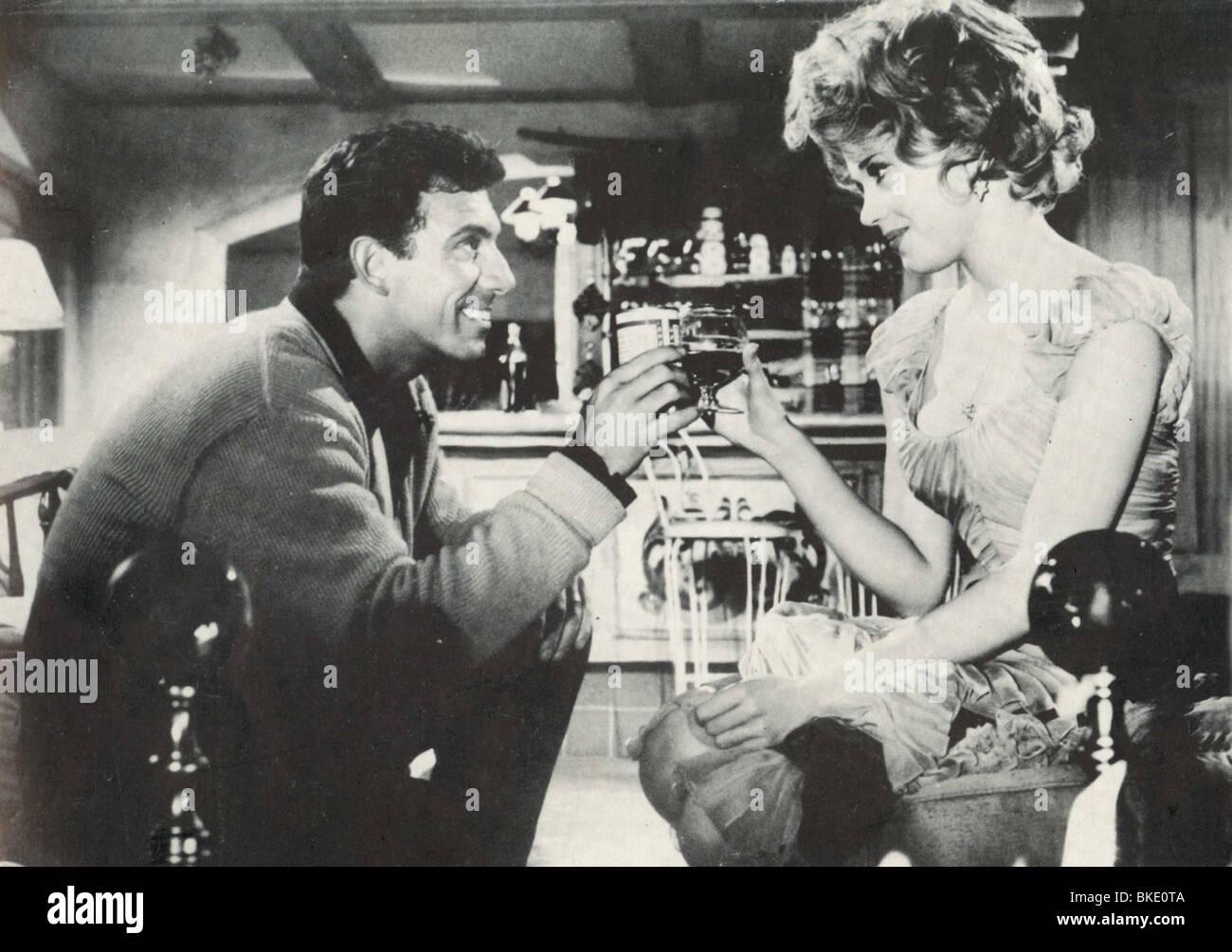 Periodo di regolazione (1962) TONY FRANCIOSA, Jane Fonda POFA 002FOH Immagini Stock