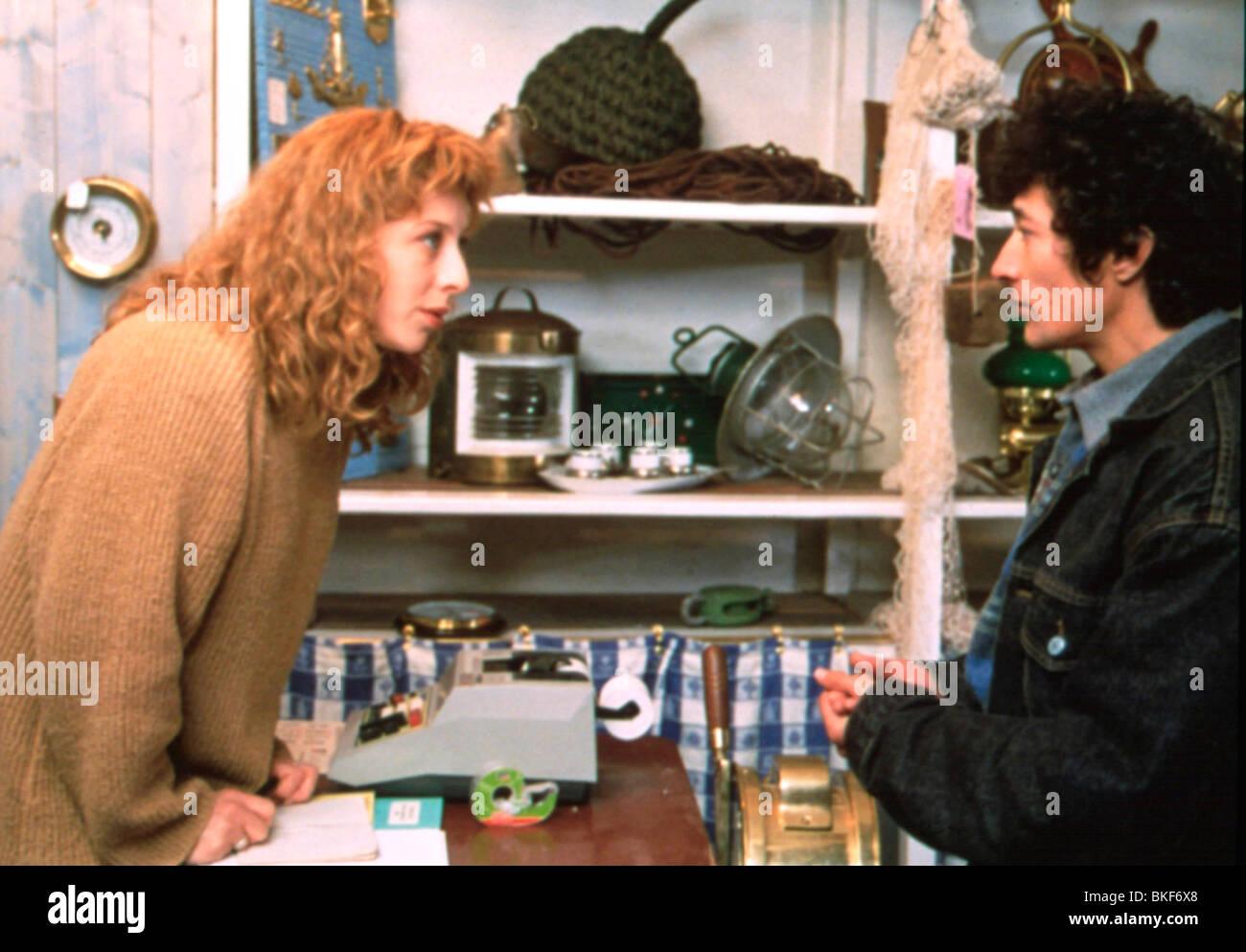 WESTERN (1997) di Elisabetta Vitali, SACHA BOURDO WSTN 003 Immagini Stock
