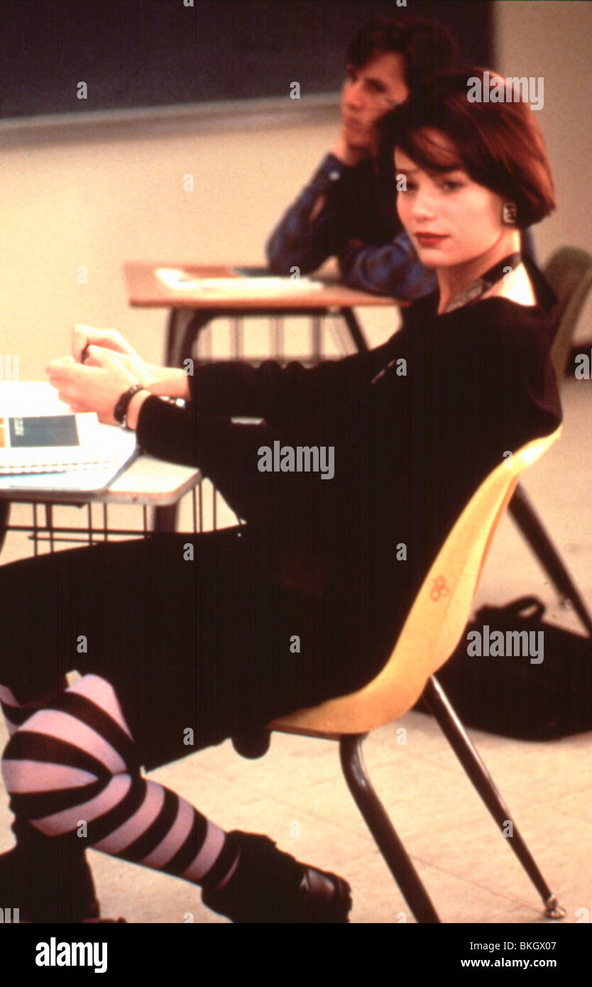 Alzate il volume (1990) SAMANTHA MATHIS PMV 016 Immagini Stock