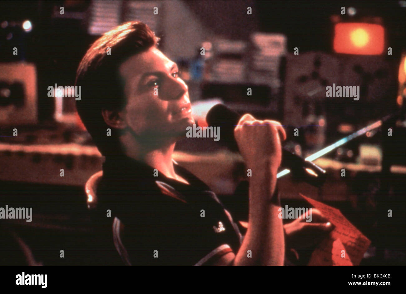 Alzate il volume (1990) Christian Slater PMV 030 Immagini Stock