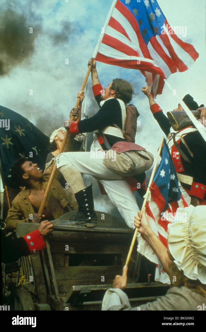 Rivoluzione -1985 Immagini Stock