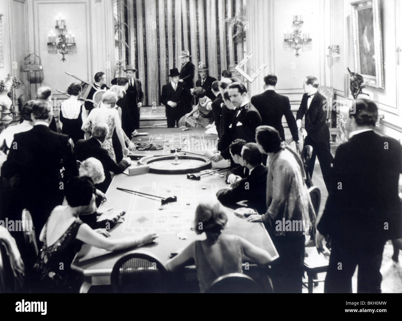 SMART MONEY -1931 Immagini Stock