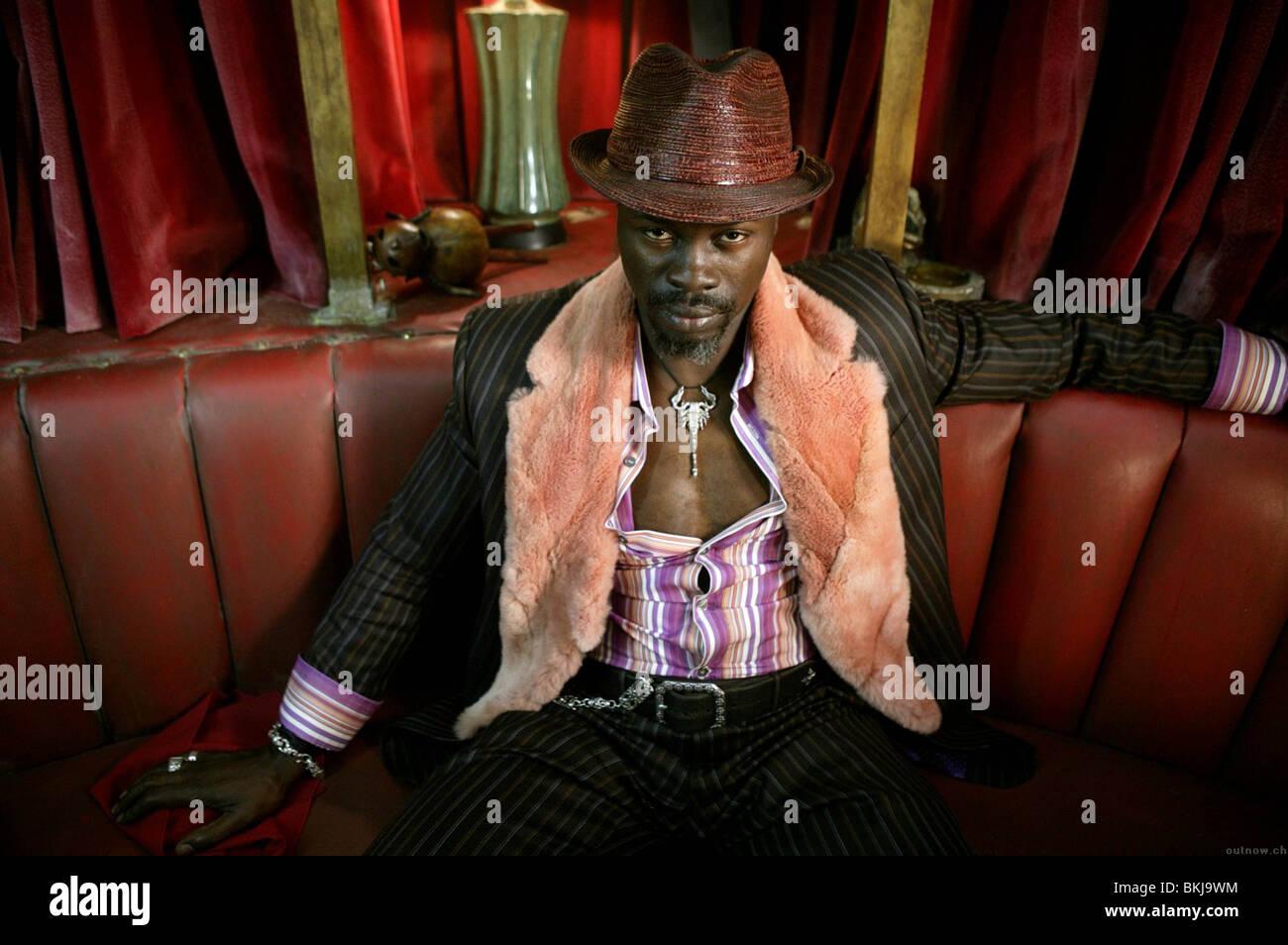 Costantino (2005) Djimon Hounsou CSTT 001-25 Immagini Stock
