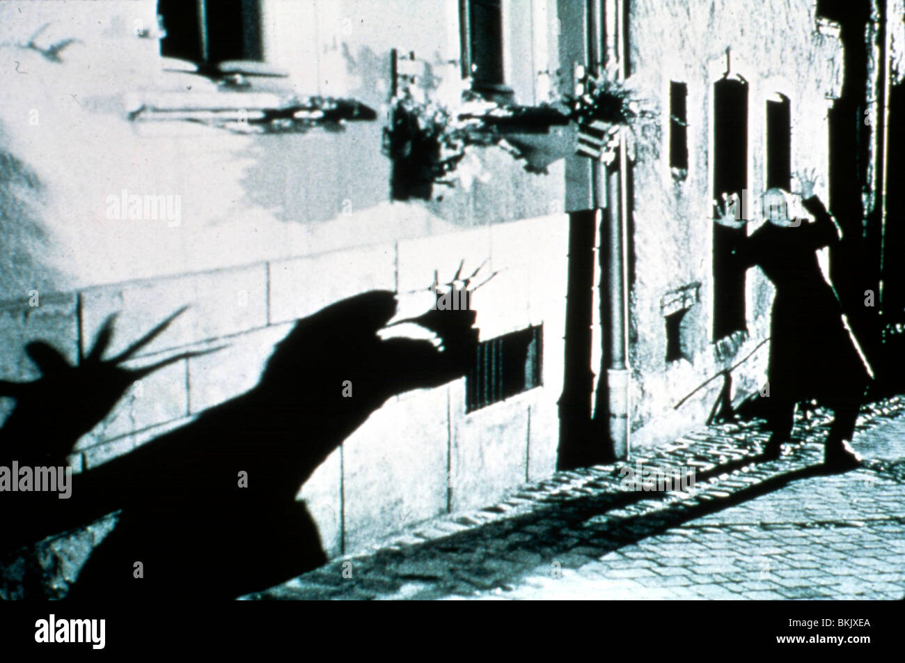 Ombra del vampiro (2000) Willem Dafoe SHVA 063 Immagini Stock