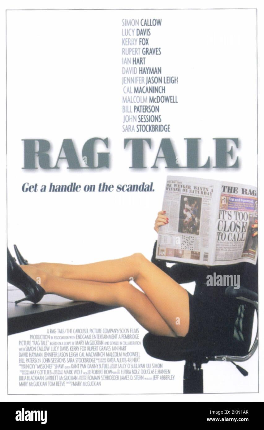 RAG RACCONTO -2005 POSTER Immagini Stock