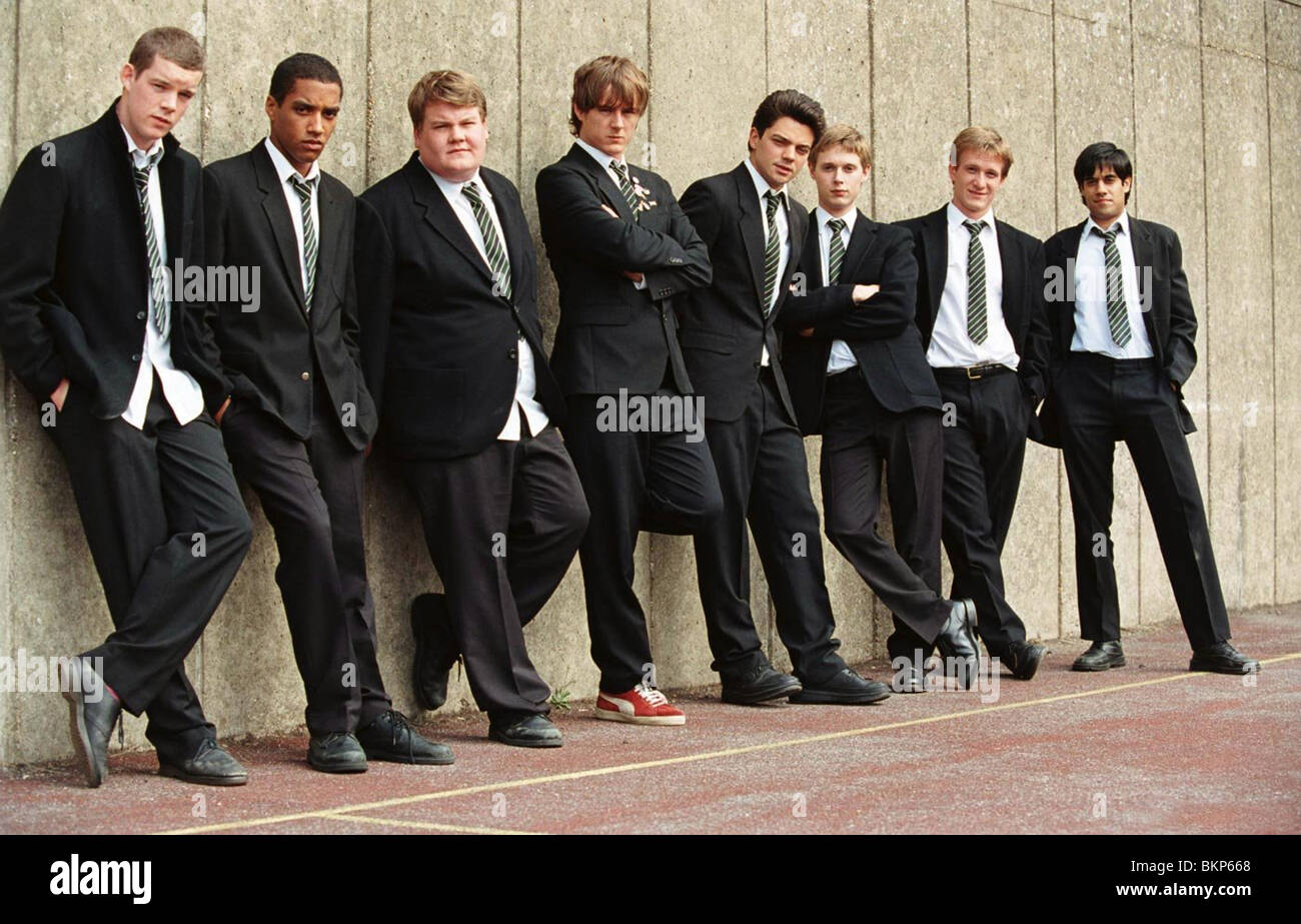 THE History Boys -2006 Immagini Stock