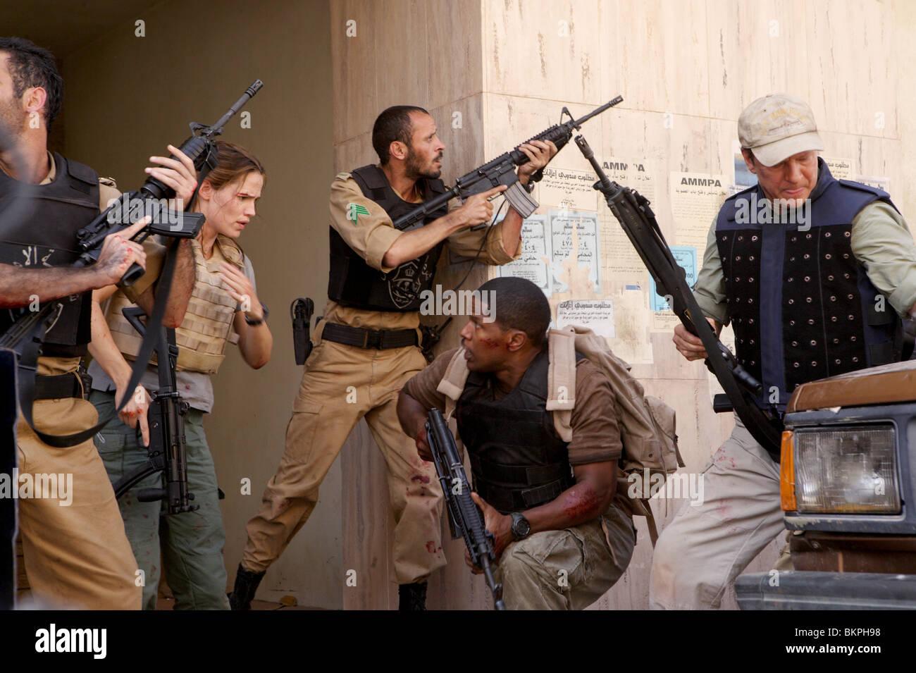Il Regno (2007) JANET MAYES, Ali Suliman, Jamie Foxx, Chris Cooper PETER BERG (DIR) TKIN 001 Immagini Stock